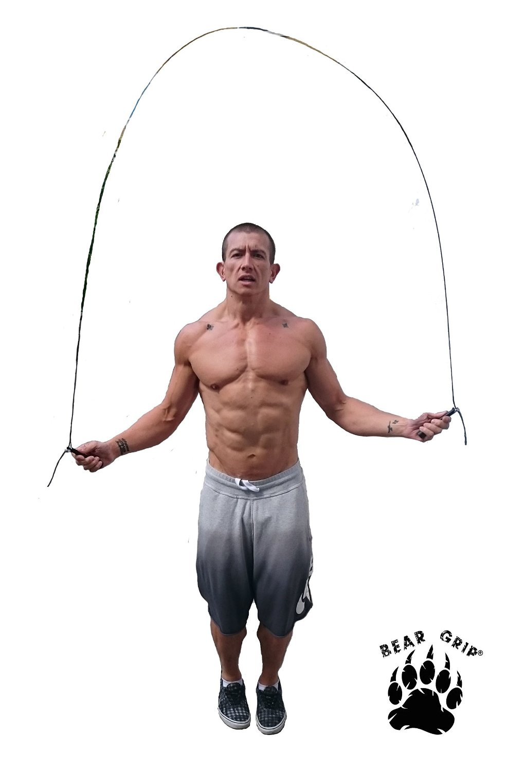 Bear Grip Jump Rope 7