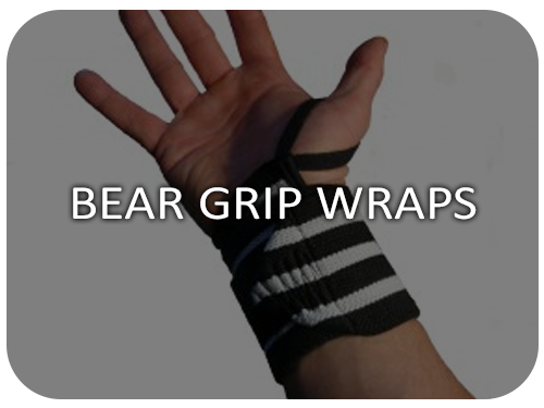 bear grip wraps